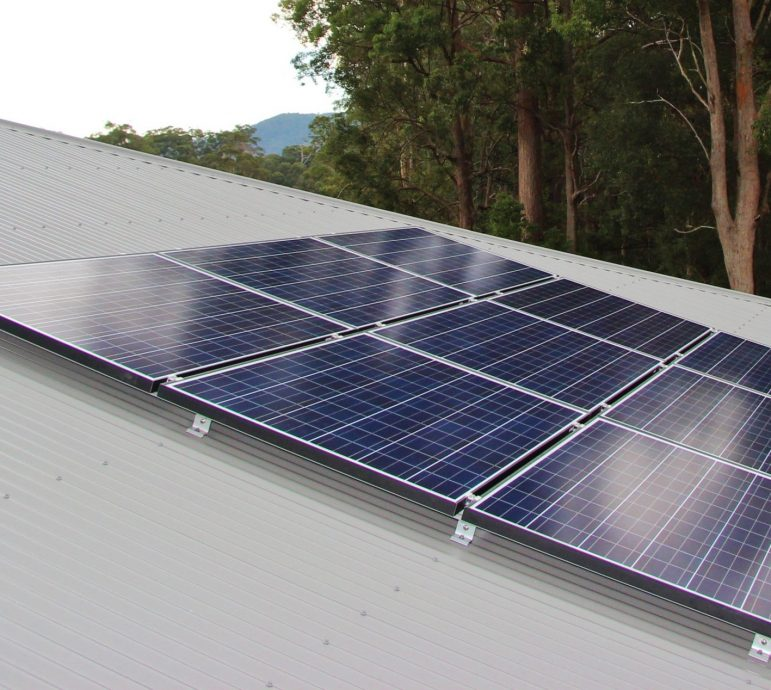 Solar PV can help meet BASIX requirement