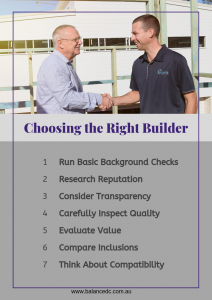 Checklist - How to Choose a Home Builder in Coffs Harbour
