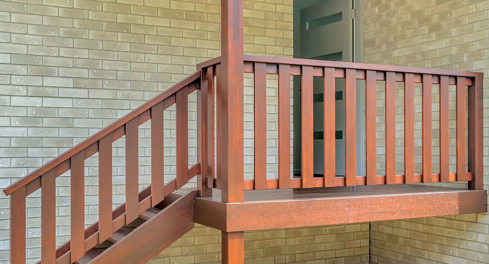 duplex entry deck
