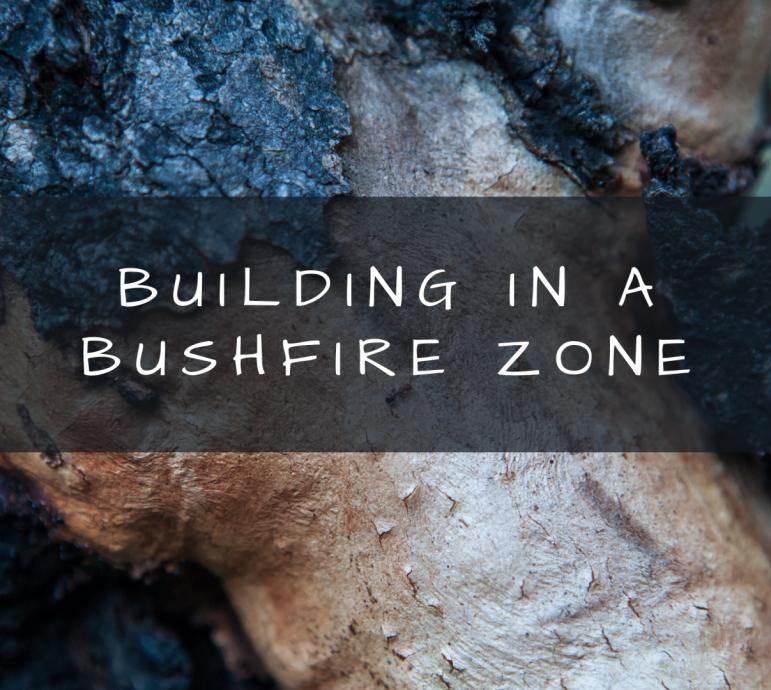 Balance DC Building in a Bushfire Zone