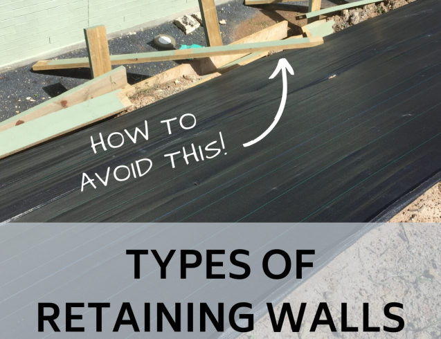 Retaining Wall Types Thumbnail