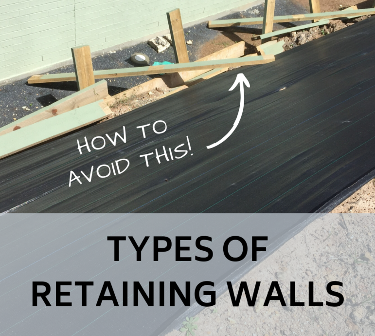 Retaining Wall Types Thumbnail